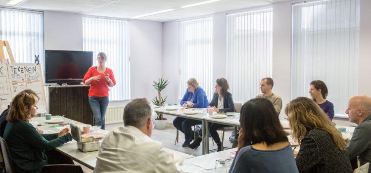 Workshop Teken je Toekomst voor Projectmanagers